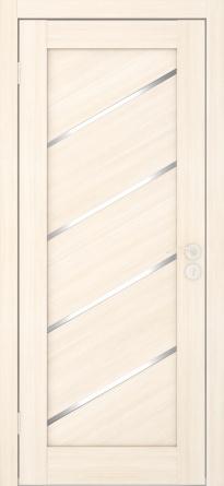 дверь с диагональным рисунком