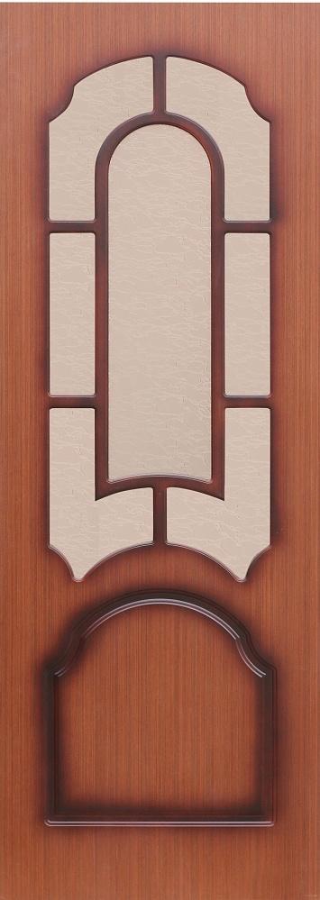 Дверь со стеклом в Гатчине