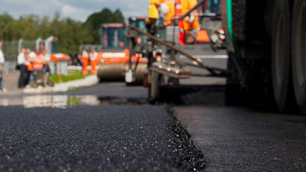 Цены на строительство дорог СПб