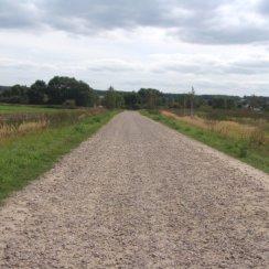 Строительство поселковых дорог в Гатчине и Ленинградской области
